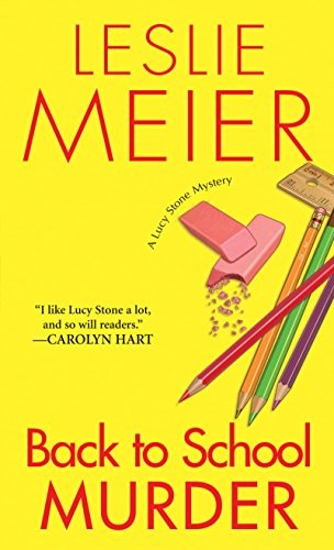 Back to School Murder by Leslie Meier