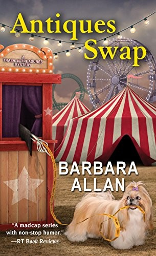 Antiques Swap by Barbara Allan