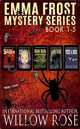 Emma Frost Mystery Series by Willow Rose