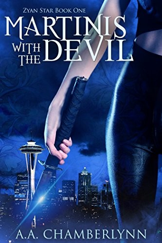 Martinis with the Devil by A. A. Chamberlynn