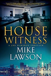 House Witness by Mike Lawson
