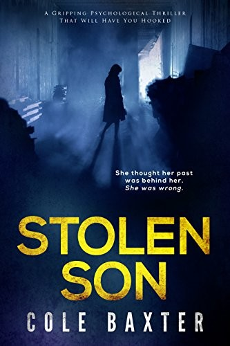 Stolen Son by Cole Baxter