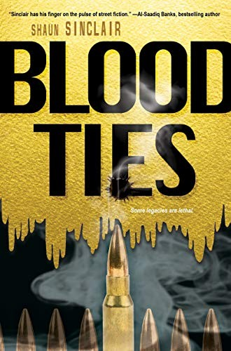 Blood Ties by Shaun Sinclair