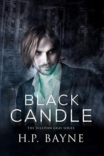 Black Candle by H. P. Bayne