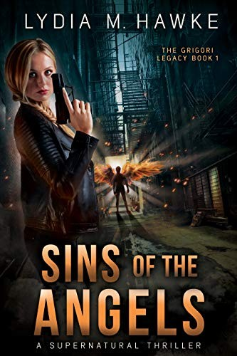 Sins of the Angels by Lydia M. Hawke