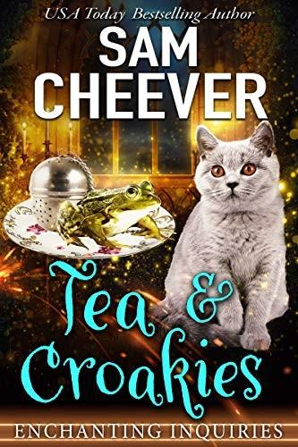 Tea & Croakies by Sam Cheever