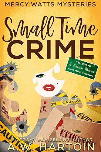 Small Time Crime by A. W. Hartoin